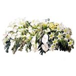 Funeral coverings full size